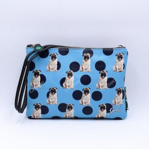 Love m Cariani blu – Carlino Animals Azzurro Borsa G3 Gabs